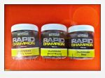 Boilies Rapid Ch. Platinum - Crazy Liver (180g | 15mm)