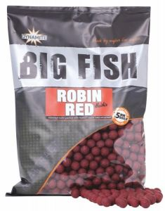 Boilies Big Fish robin Red 20mm 1,8kg