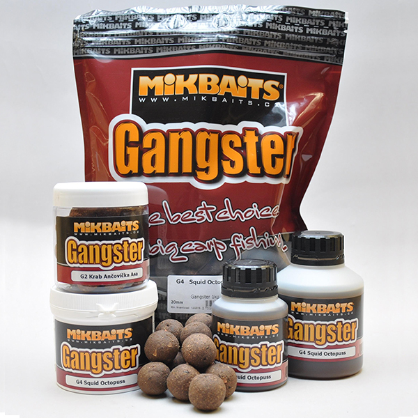 Boilies Gangster