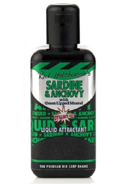 Liquid Attractant Sardine & Anchovy