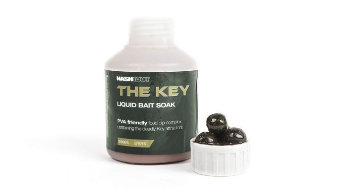 Booster The Key Liquid Bait Soak