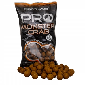 Boilies Probiotic Pro Monster Crab