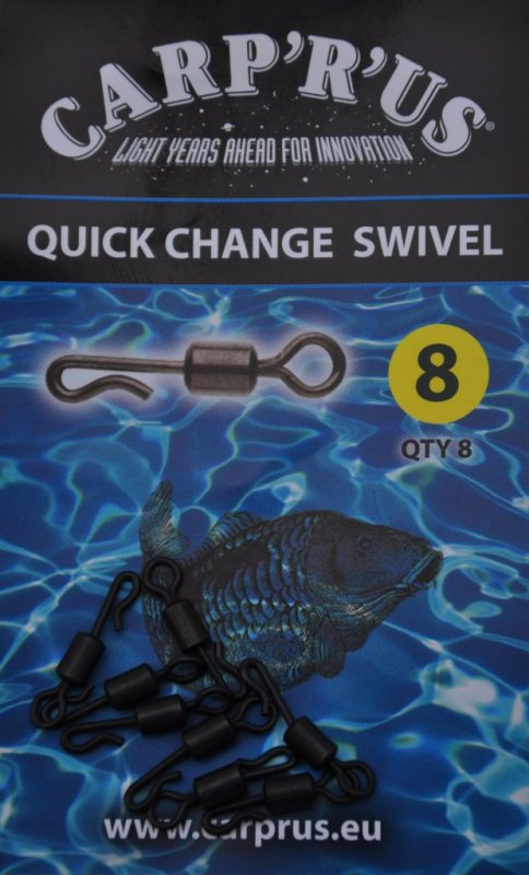 Obratlík Quick Change Swivel