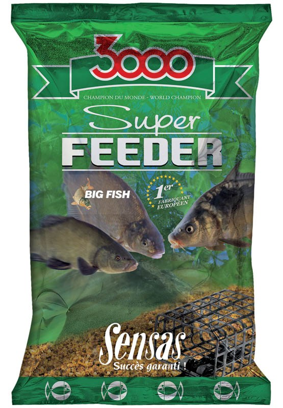 3000 Feeder Big Fish