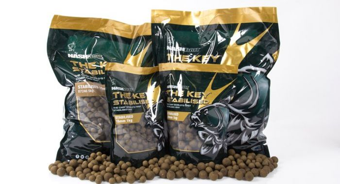 Boilies The Key Stabilised