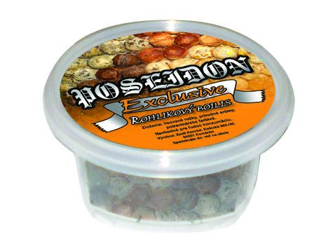 Rohlíkový boilies Exclusive 50g