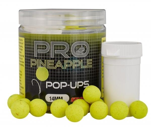 0b9dbe7494 Starbaits Probiotic Pro Pineapple Pop-Up - Rybárske potreby RYBA