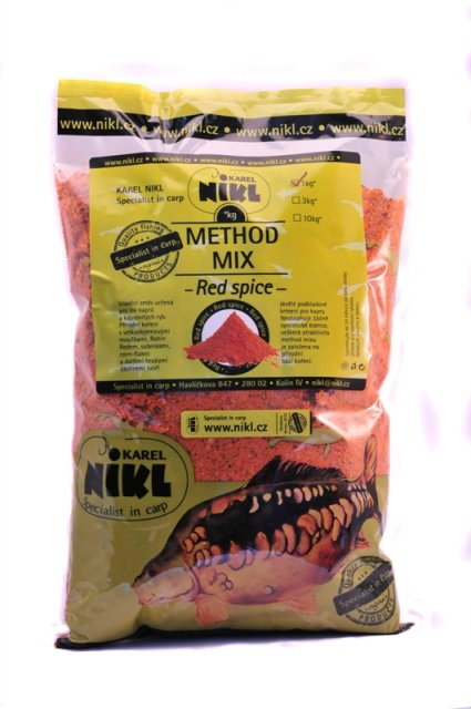 Method Mix Red Spice