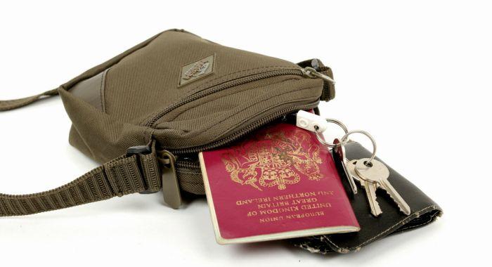 d4c6e17483 NASH. Taška na doklady Security Pouch   Tašky a obaly   kaprárske tašky. 〉