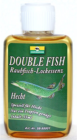 Posilňovač Double Fish Lockessenz