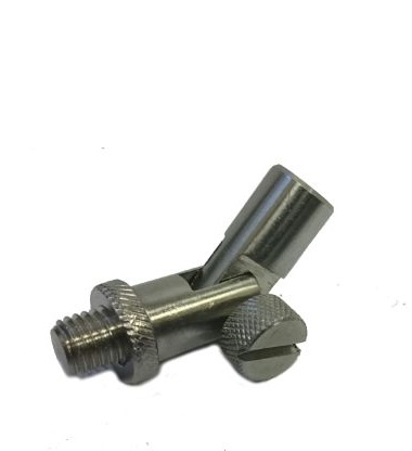 Adaptér Stainless Steel Angle Adapter
