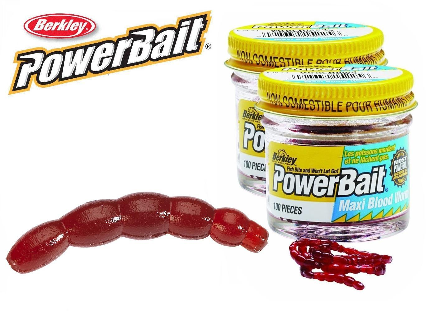 Nástraha Powerbait Patentka Worm