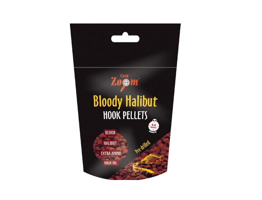 Pelety Bloody halibut pellets