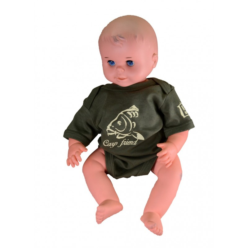 Baby Body Carp Friend Khaki