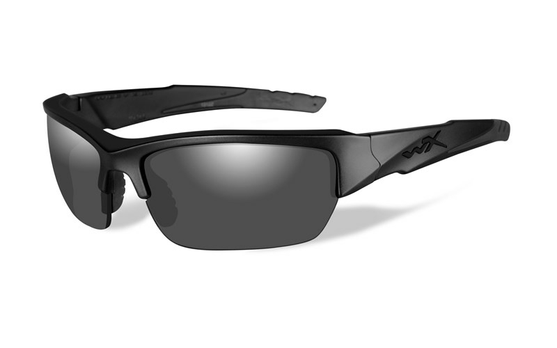 Okuliare VALOR Smoke Grey Matte Black Frame