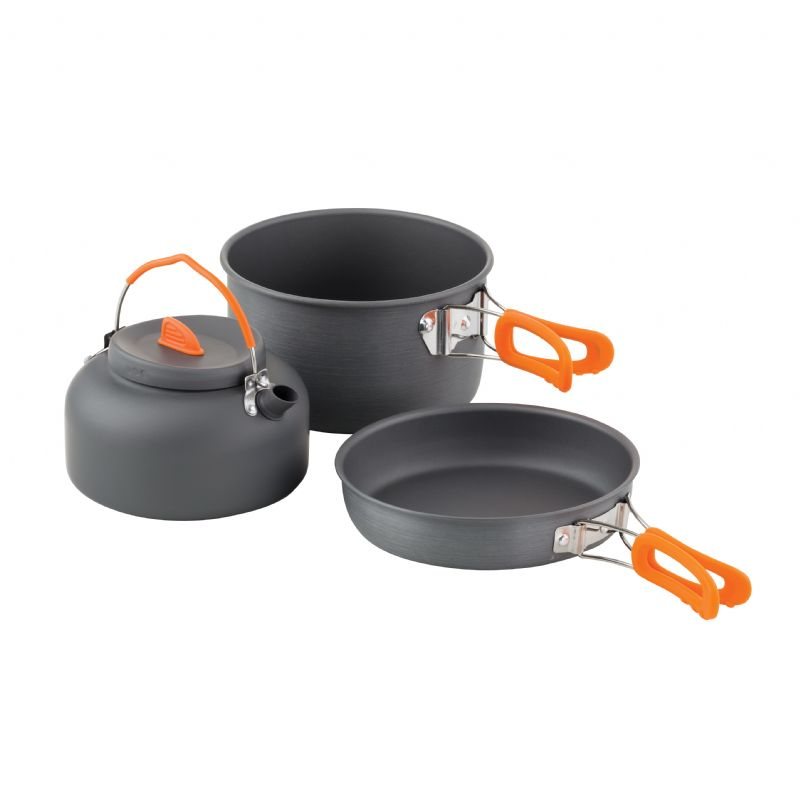 Riad na varenie Cookware Set 3pcs All In One