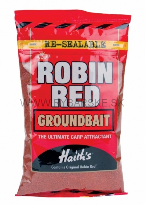 Krmivo Groundbait Robin Red