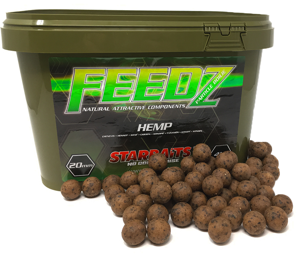 Boilies FEEDZ 20mm 4kg