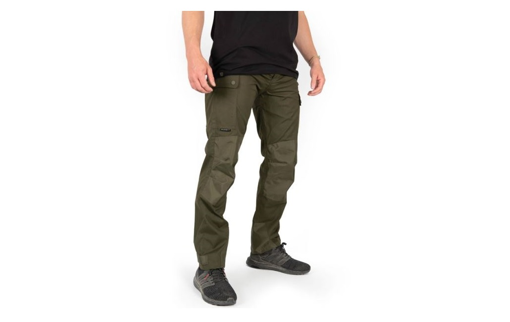 Nohavice Collection HD Green Trouser