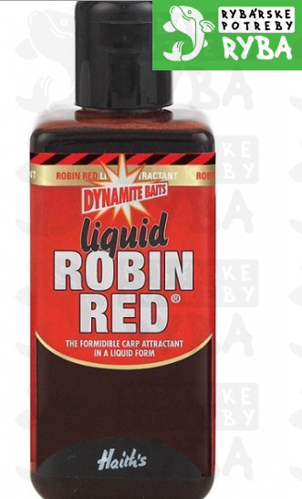 Liquid Attractant Robin Red