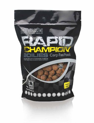 Boilies Rapid Champion Platinum Devil Squid