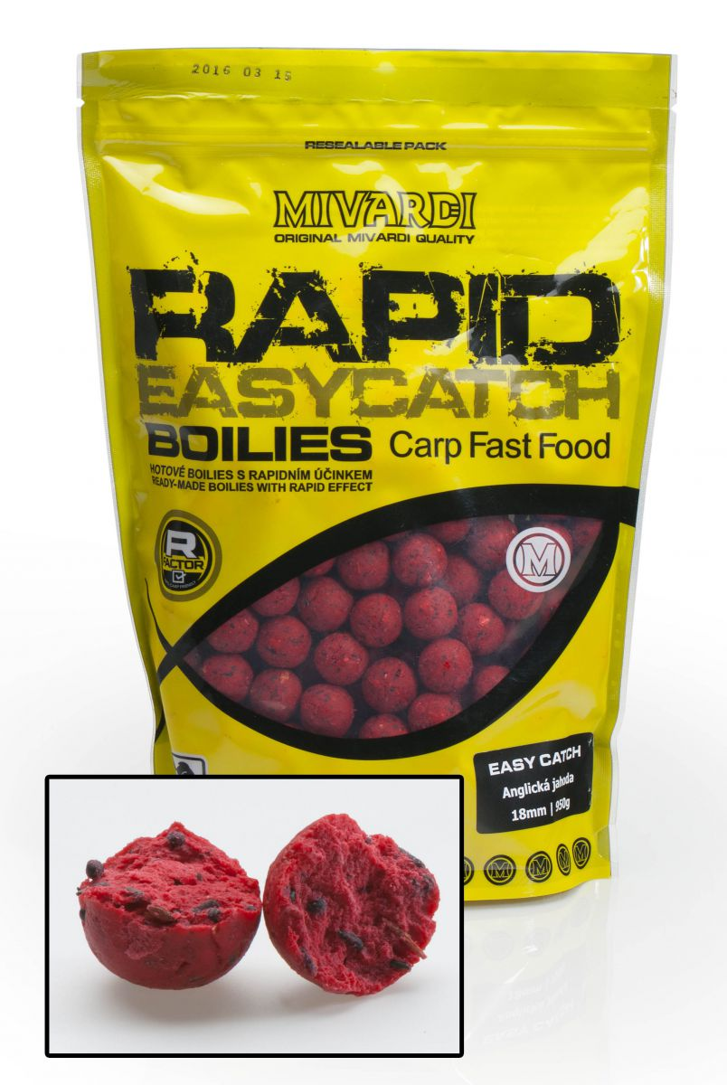 Boilies Rapid Easy