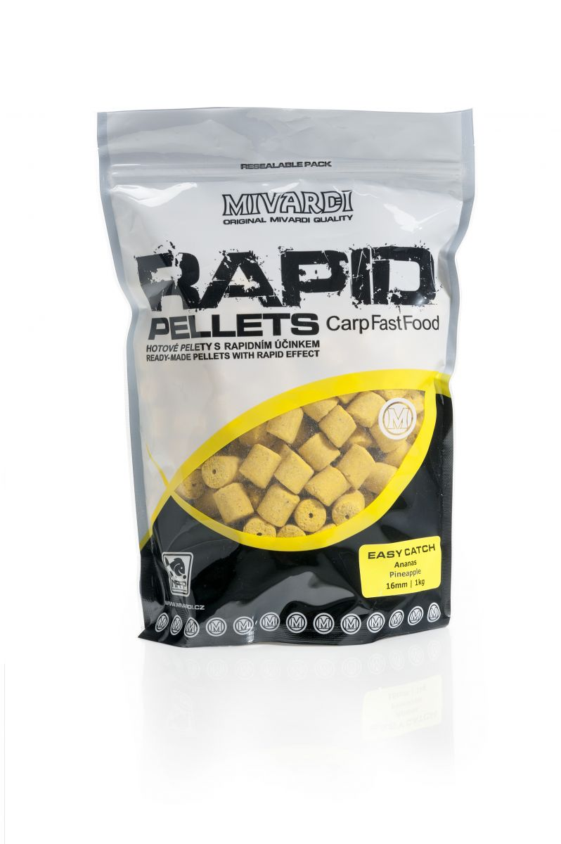 Rapid Pelety Easy Catch Ananás 1kg