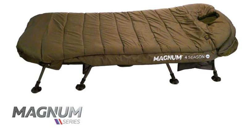 Spacák Magnum Sleeping Bag 4 Seasons XL / Spacáky