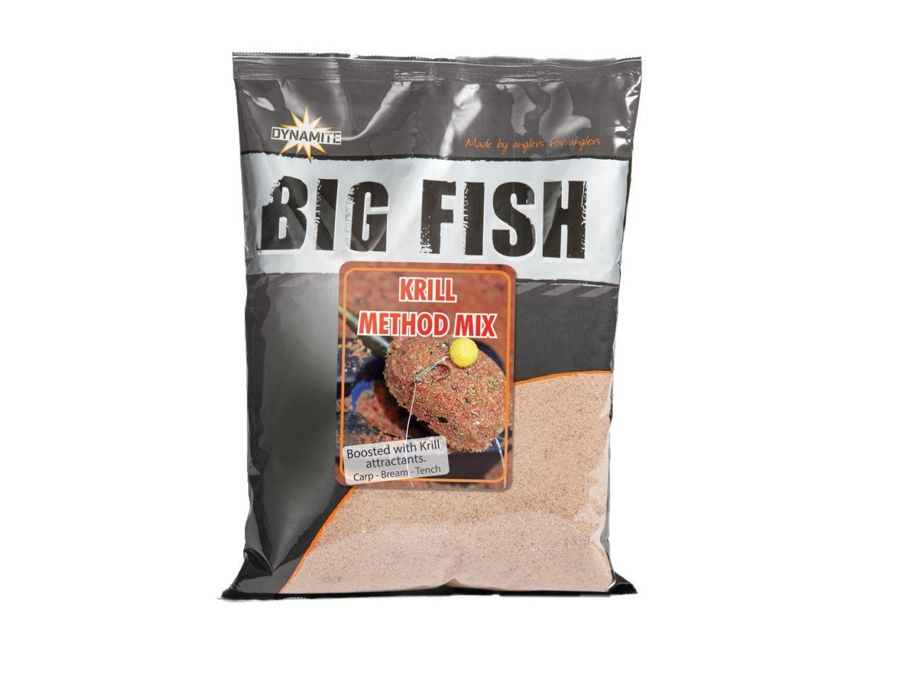 Method Mix Big Fish Krill 1,8kg