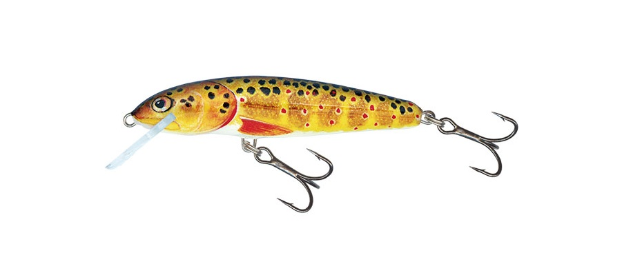Wobler Minnow Floating M7F 7cm