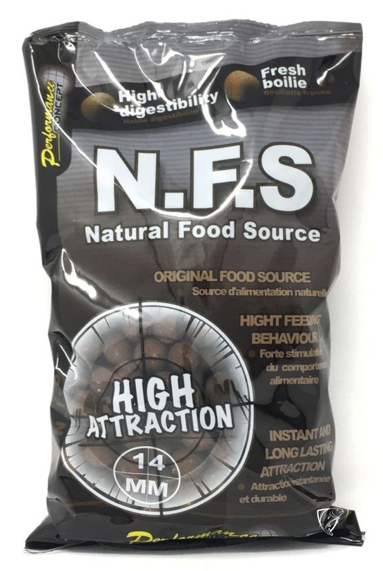 Boilies N.F.S. Natural Food Source