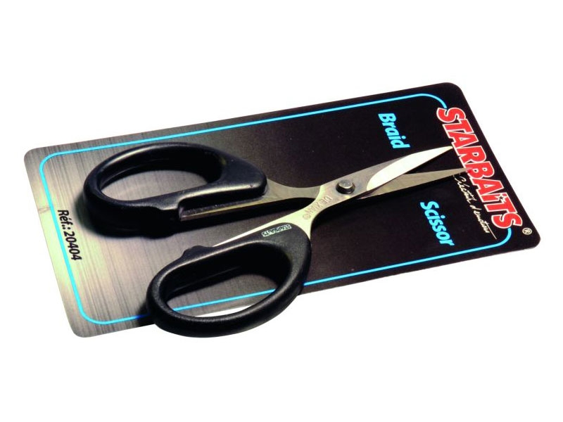 Nožnice Starbaits Braid Scissor