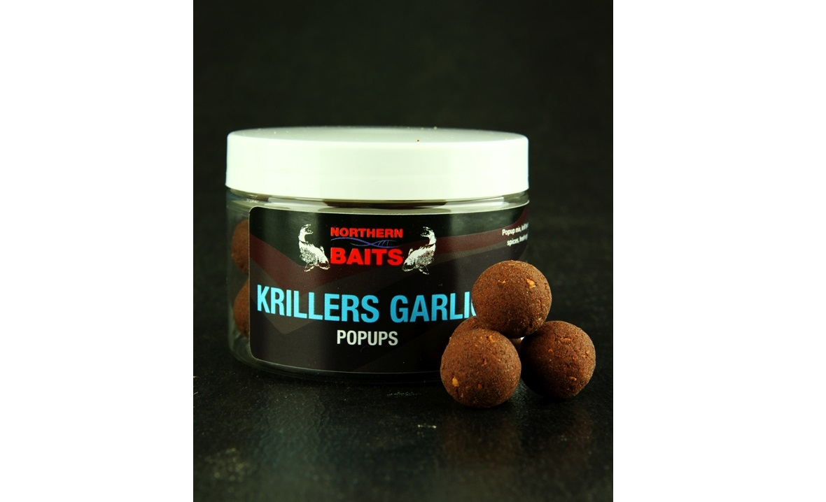 Pop-Up Krillers Garlic