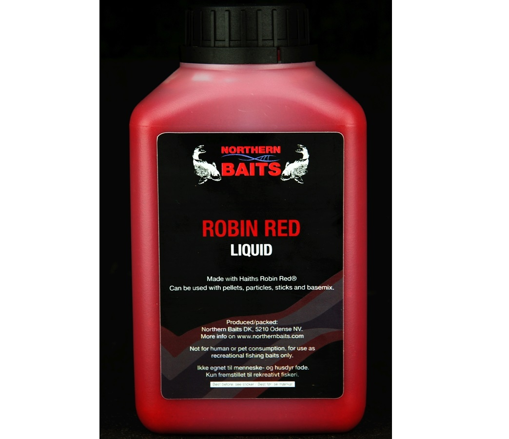 Tekutá potrava Robin Red 500ml