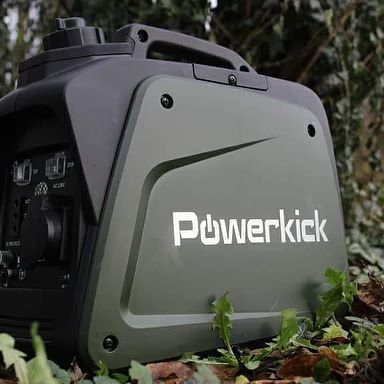 Powerkick Gasoline Inverter Generator