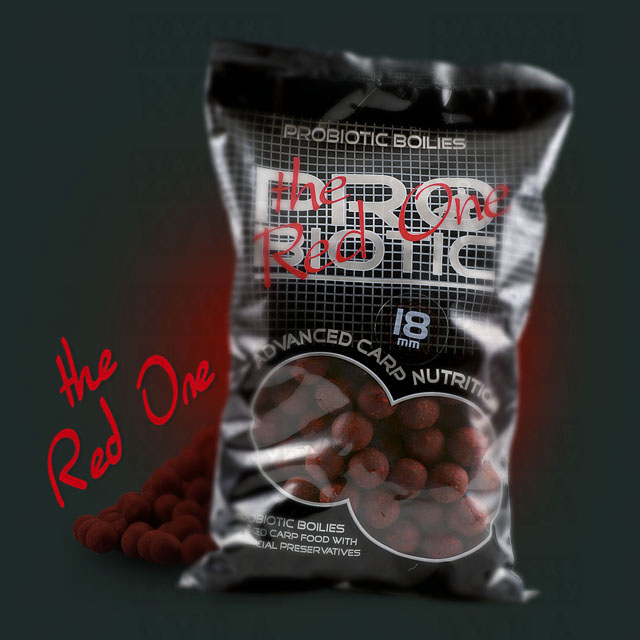 Boilies Probiotic The Red One