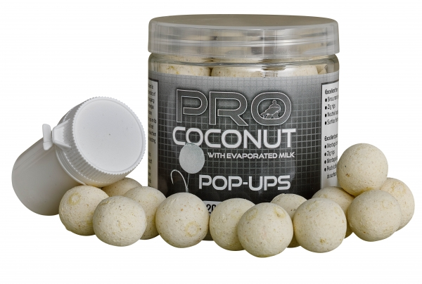 Probiotic Pro Coconut Pop-Up