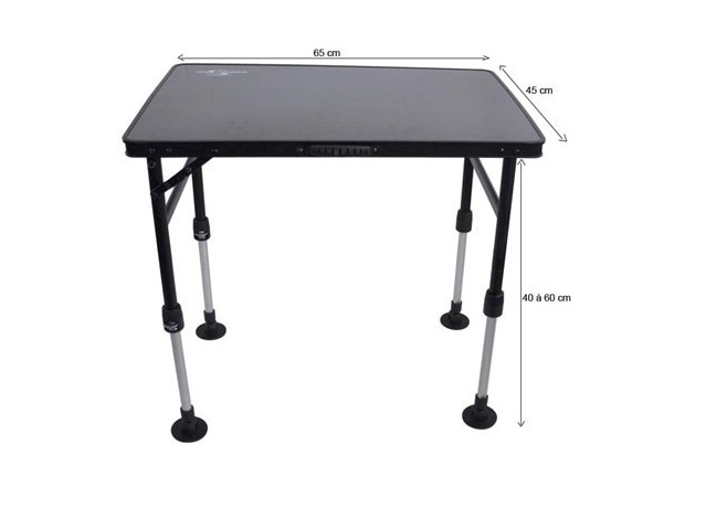 Stolík Table de Bivvy Mega