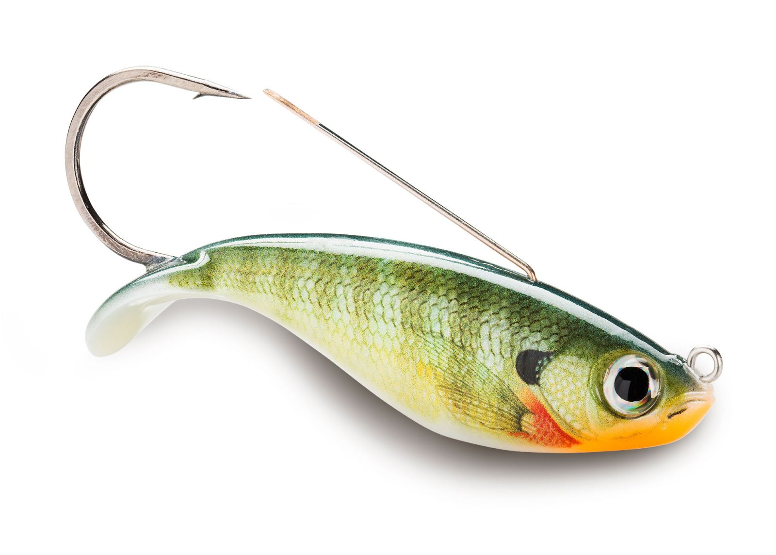 Wobler Weedless Shad 8cm