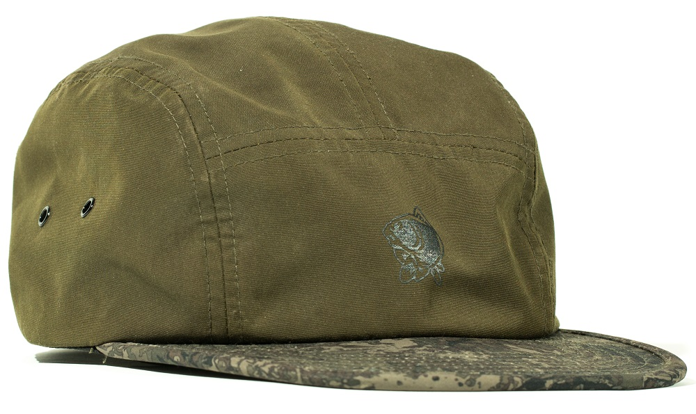 Šiltovka ZT 5 Panel Cap Green