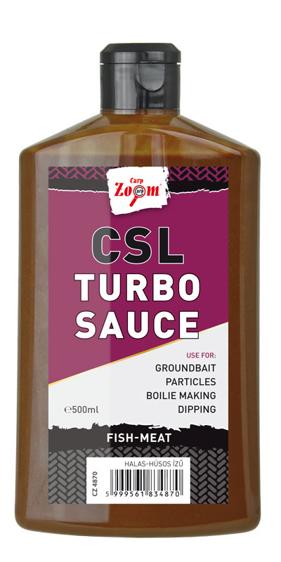Booster CSL Turbo Sauce