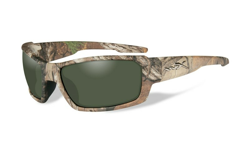 Okuliare REBEL Green Realtree Xtra Camo Frame
