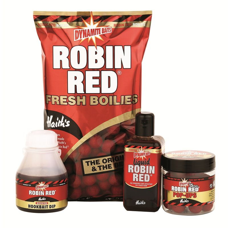 Boilies Robin Red