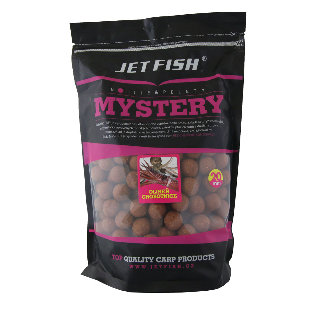 Boilies Mystery