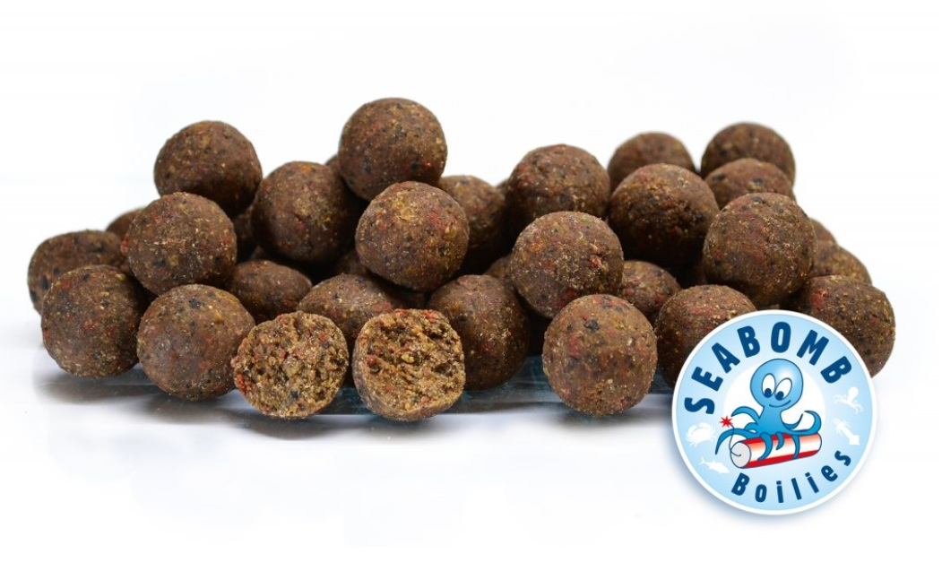 Boilies chytacie Seabomb 250g