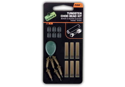 Montáž EDGES Tungsten Chod Bead Kit