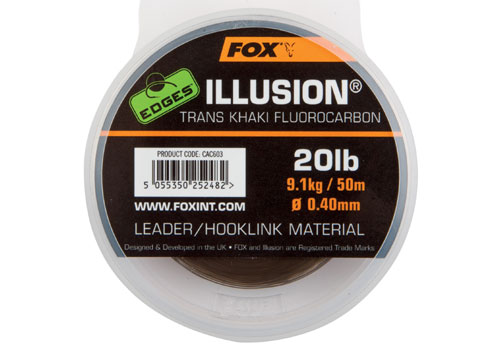 Fluorocarbon EDGES Illusion