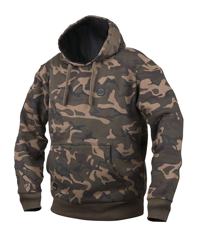 Mikina Limited Edition Camo Lined Hoody