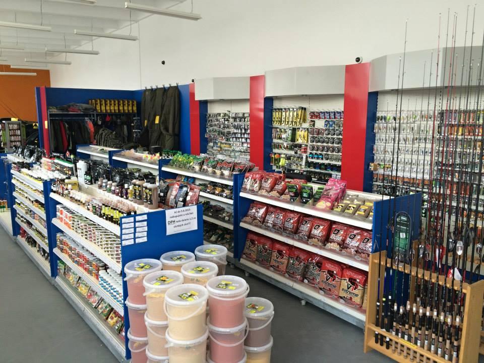 Nová predajňa v Trenčíne na Zlatovskej - Rybárske potreby RYBA 8118a8e4b45