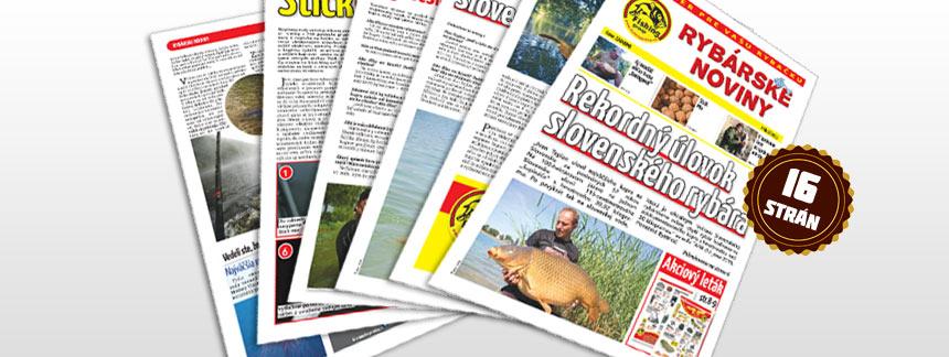 Rybárske noviny 02/2015